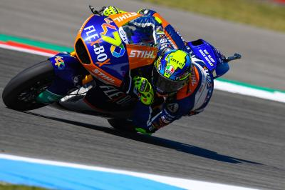 Warm Up ad Assen, il Balda davanti