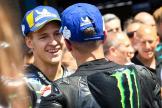 Maverick Vinales, Fabio Quartararo, Monster Energy Yamaha MotoGP, Motul TT Assen