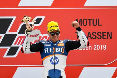 Dramatic debut win for Fernandez in awesome Assen contest