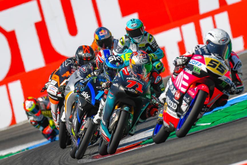 Ayumu Sasaki, Petronas Sprinta Racing, Motul TT Assen