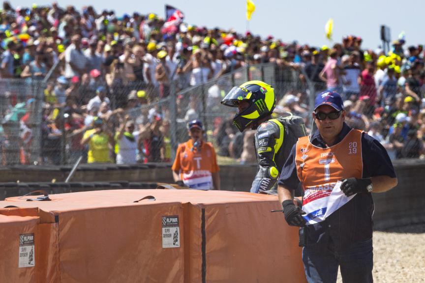 Valentino Rossi, Monster Energy Yamaha MotoGP, Motul TT Assen © Carlo Gambini