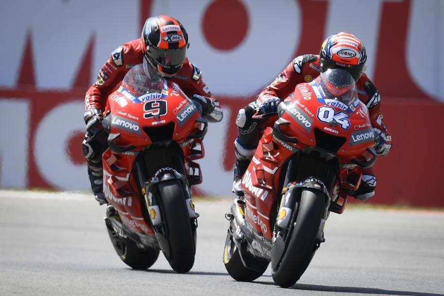 Andrea Dovizioso, Ducati Team, Motul TT Assen