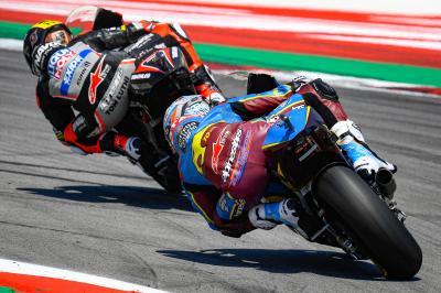 Wer wird am Sachsenring die WM-Punkte in der Moto2™ holen?