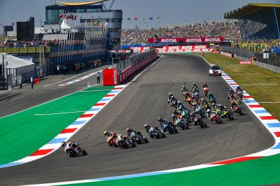 School's out: Moto3? standings set for another shake up