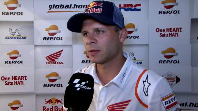 Bradl's back... back again at home GP