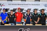 Press-Conference, HJC Helmets Motorrad Grand Prix Deutschland