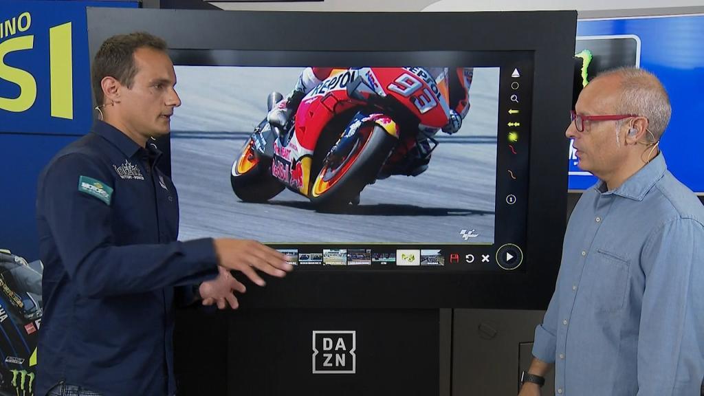 DAZN Touch Screen Hoffmann