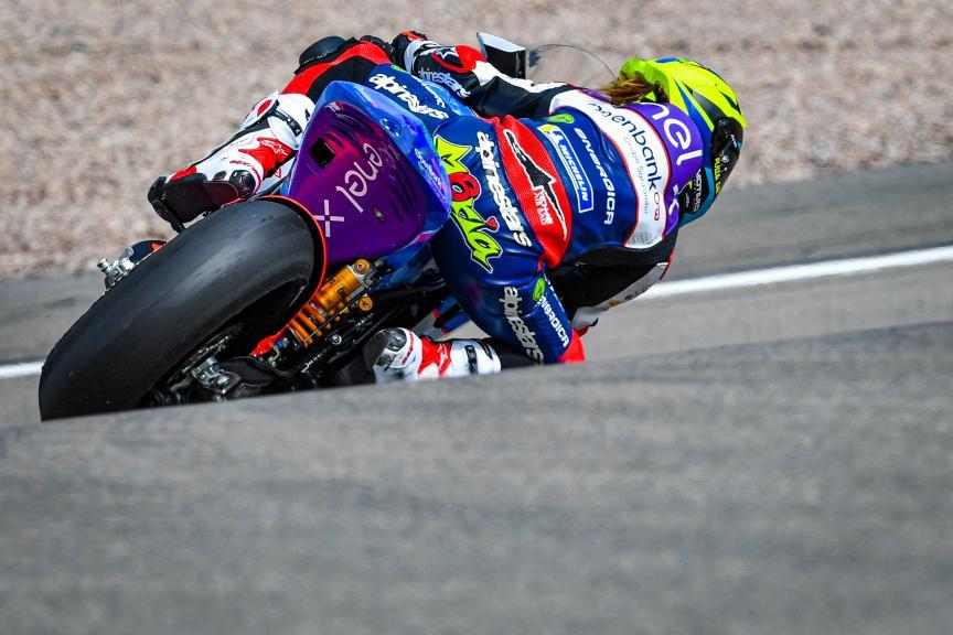 Maria Herrera, OpenBank Angel Nieto Team, HJC Helmets Motorrad Grand Prix Deutschland