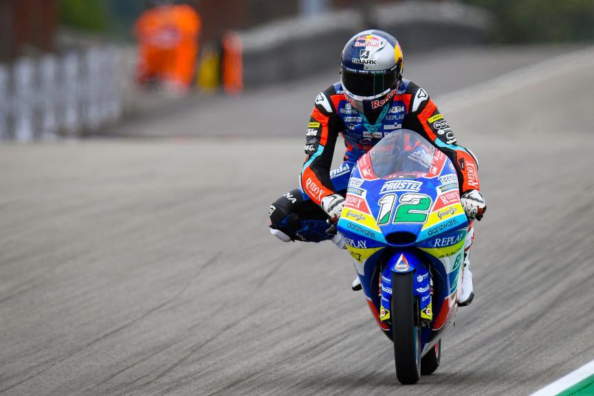 Filip Salac, Redox PruestlGP, HJC Helmets Motorrad Grand Prix Deutschland
