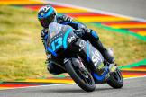 Celestino Vietti, Sky Racing Team VR46, HJC Helmets Motorrad Grand Prix Deutschland