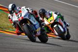 Mattia Casadei, Ongetta SIC58 Squadracorse, HJC Helmets Motorrad Grand Prix Deutschland
