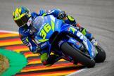 Joan Mir, Team Suzuki Ecstar, HJC Helmets Motorrad Grand Prix Deutschland