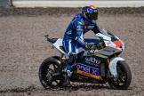 Bradley Smith, One Energy Racing, HJC Helmets Motorrad Grand Prix Deutschland