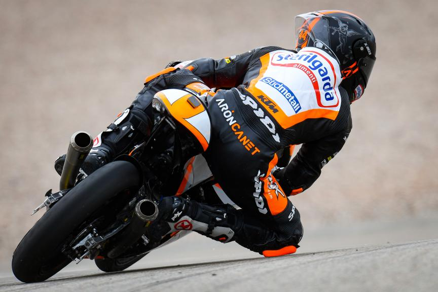 Aron Canet, Sterilgarda Max Racing Team, HJC Helmets Motorrad Grand Prix Deutschland