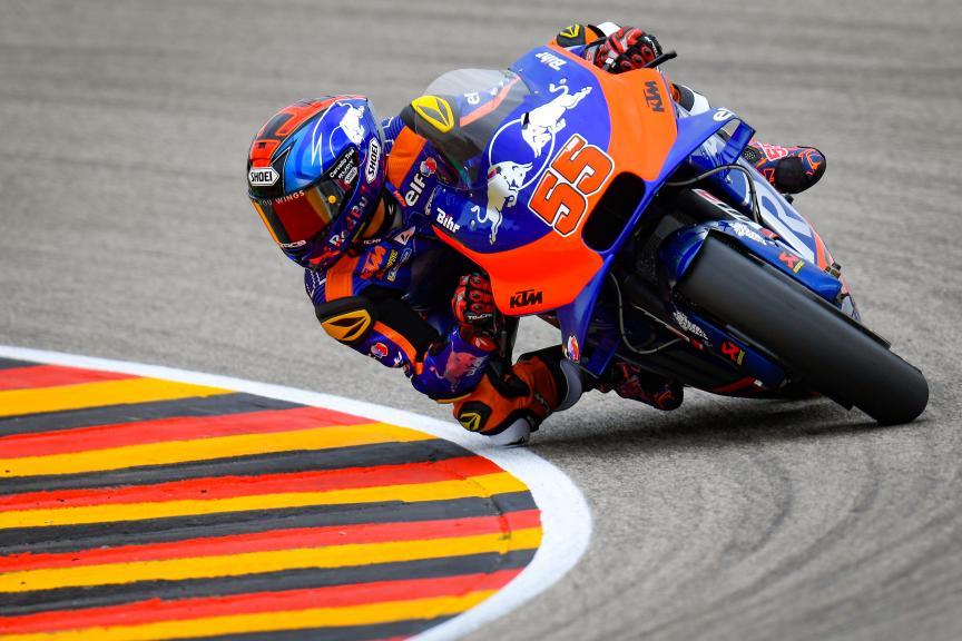 Hafizh Syahrin, Red Bull KTM Tech 3, HJC Helmets Motorrad Grand Prix Deutschland