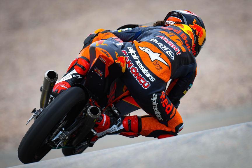 Can Oncu, Red Bull KTM Ajo, HJC Helmets Motorrad Grand Prix Deutschland