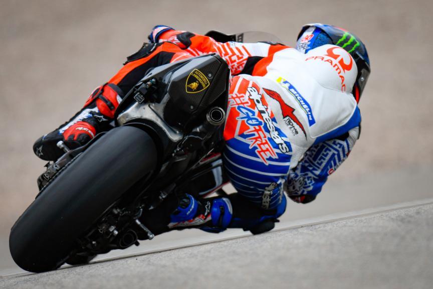 Francesco Bagnaia, PRAMAC RACING, HJC Helmets Motorrad Grand Prix Deutschland