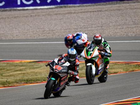MotoE, Free Practice, HJC Helmets Motorrad Grand Prix Deutsc