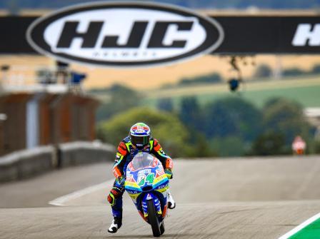 Moto3, Free Practice, HJC Helmets Motorrad Grand Prix Deutsc