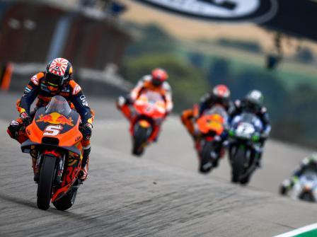 MotoGP, Free Practice, HJC Helmets Motorrad Grand Prix Deuts