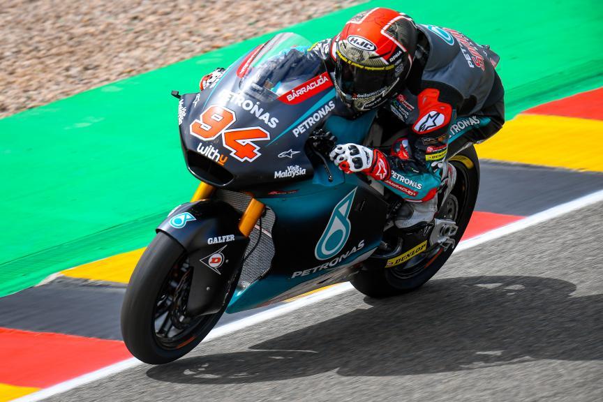 Jonas Folger, Petronas Sprinta Racing, HJC Helmets Motorrad Grand Prix Deutschland