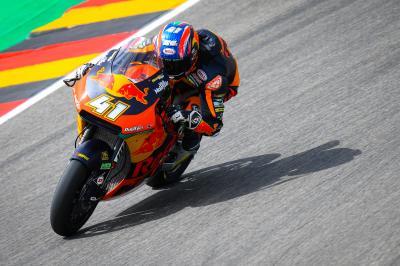 Binder écrase les Espagnols en FP2 au Sachsenring