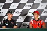 Niki Tuuli, Hector Garzo, HJC Helmets Motorrad Grand Prix Deutschland