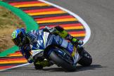 Xavier Simeone, Avintia Esponsorama Racing, HJC Helmets Motorrad Grand Prix Deutschland