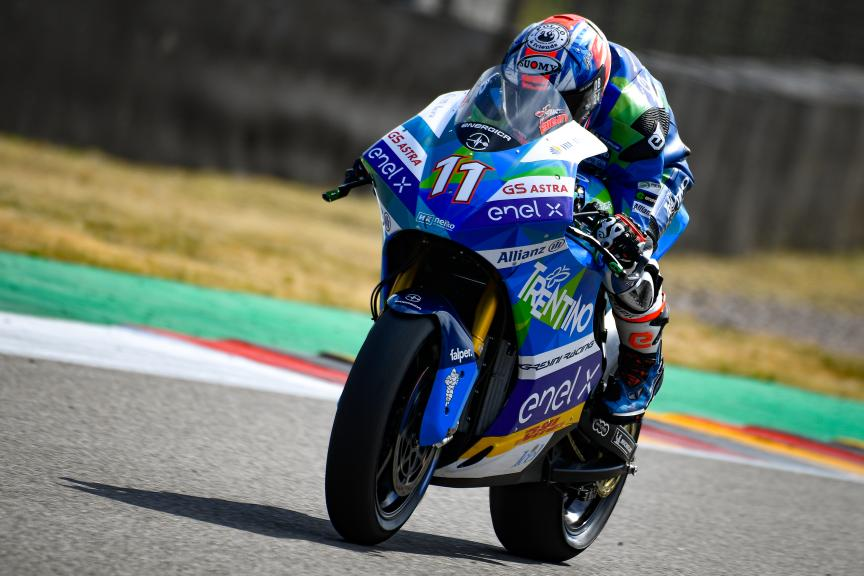 Matteo Ferrari, Trentino Gresini MotoE, HJC Helmets Motorrad Grand Prix Deutschland