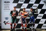 Marc Marquez, Fabio Quartararo, Maverick Viñales,  HJC Helmets Motorrad Grand Prix Deutschland