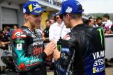 Maverick Viñales, Fabio Quartararo, HJC Helmets Motorrad Grand Prix Deutschland