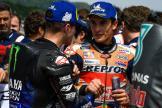 Marc Marquez, Maverick Viñales, HJC Helmets Motorrad Grand Prix Deutschland