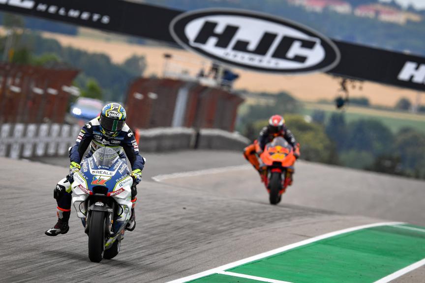 Karel Abraham, Reale Avintia Racing, HJC Helmets Motorrad Grand Prix Deutschland