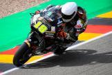 Xavier Cardelus, Sama Qatar Angel Nieto Team, HJC Helmets Motorrad Grand Prix Deutschland
