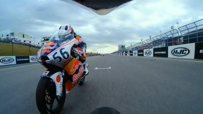 Red Bull MotoGP Rookies Cup : Course 1 au Sachsenring