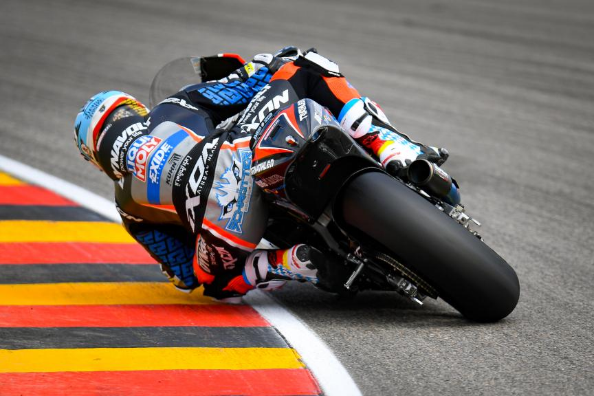 Marcel Schrotter, Dynavolt Intact GP, HJC Helmets Motorrad Grand Prix Deutschland