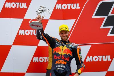Binder negocia con KTM su ascenso a MotoGP™ en 2020