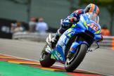 Alex Rins, Team Suzuki Ecstar, HJC Helmets Motorrad Grand Prix Deutschland