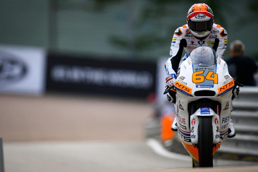 Bo Bendsneyder, NTS RW Racing Gp, HJC Helmets Motorrad Grand Prix Deutschland
