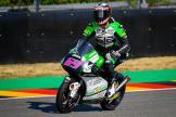 Tom Booth-Amos, CIP Green Power, HJC Helmets Motorrad Grand Prix Deutschland
