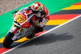 Dominique Aegerter, MV Augusta Idealavoro Forward, HJC Helmets Motorrad Grand Prix Deutschland