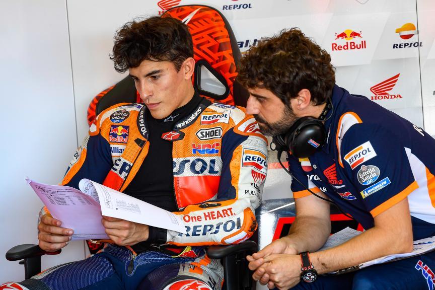 Marc Marquez, Repsol Honda Team, HJC Helmets Motorrad Grand Prix Deutschland