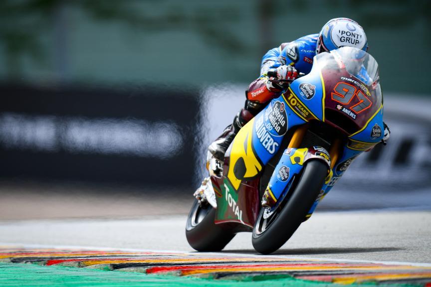 Xavi Vierge, EG 0,0 Marc Vds, HJC Helmets Motorrad Grand Prix Deutschland