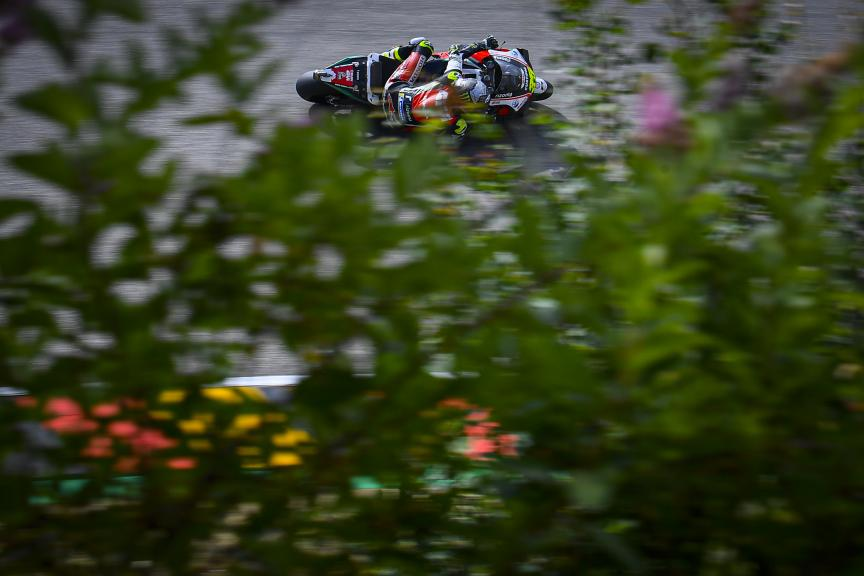 Cal Crutchlow, LCR Honda, HJC Helmets Motorrad Grand Prix Deutschland