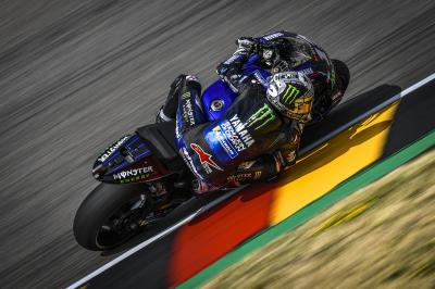 Is Viñales the man who can stop Marquez' Ring run?