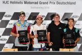 Press-Conference, HJC Helmets Motorrad Grand Prix Deutschland