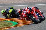 Andrea Dovizioso, Ducati Team, HJC Helmets Motorrad Grand Prix Deutschland