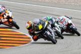Jaume Masia, Bester Capital Dubai, HJC Helmets Motorrad Grand Prix Deutschland