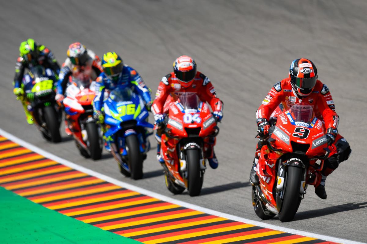 Friendly fire as Ducati limit the damage
