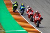 Danilo Petrucci, Ducati Team, HJC Helmets Motorrad Grand Prix Deutschland